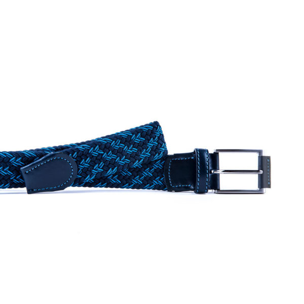 navy mens belt