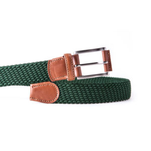 green men belts
