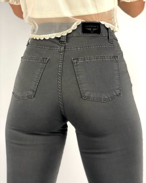 woman´s jeans gray