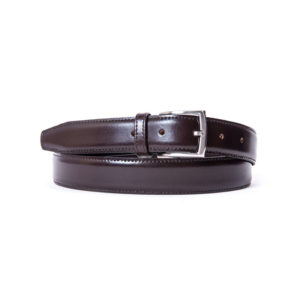 recycled leather belt