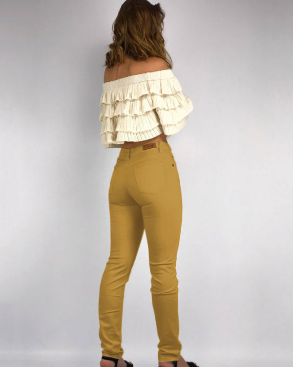 lazher's jeans mujer