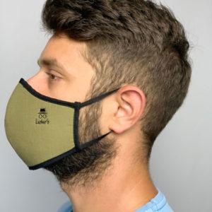 Lazher's brand hygienic mask