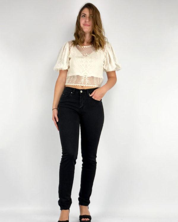 jeans lazhers negro