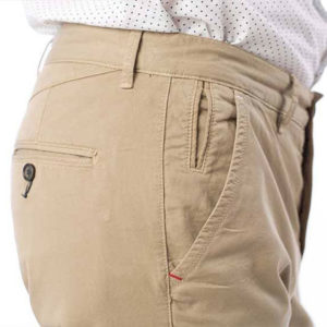 Pantalones chinos slim fit