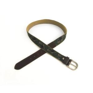 Cinturones motivos Javalí