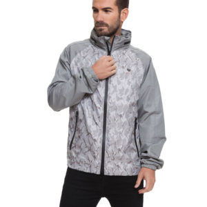 Chaqueta estampada marca Born Rich