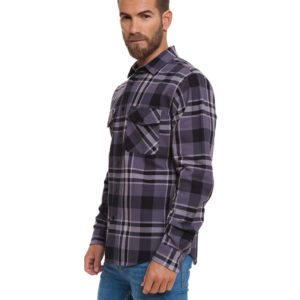 Flannel Crosshatch Shirt
