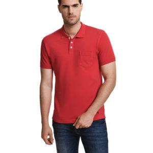Pocket Polo Red Javier Larraínzar