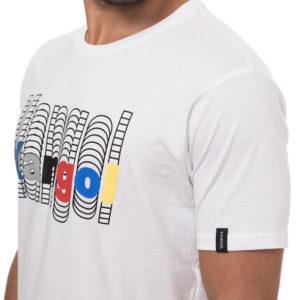Camiseta Distorsiones Kangol