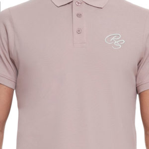 Basic Two Crosshatch Polo