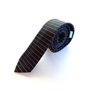 Horizontal Striped Tie