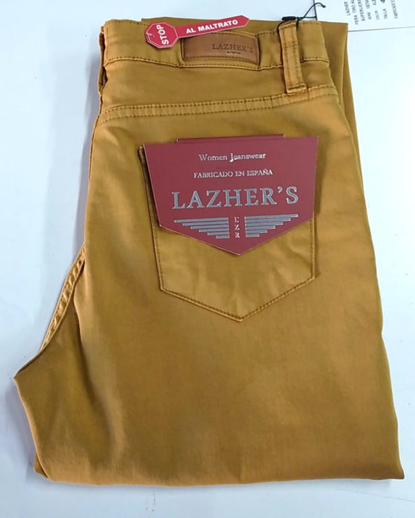 jeans lazher's mujer