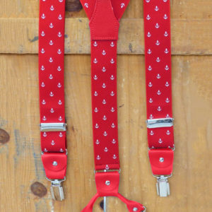 Anchor suspenders