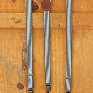 Tirantes Narrow Striped