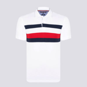 Polo Rayas Color Tommy Hilfiguer