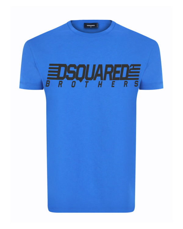 Camiseta Basic V Dsquared2
